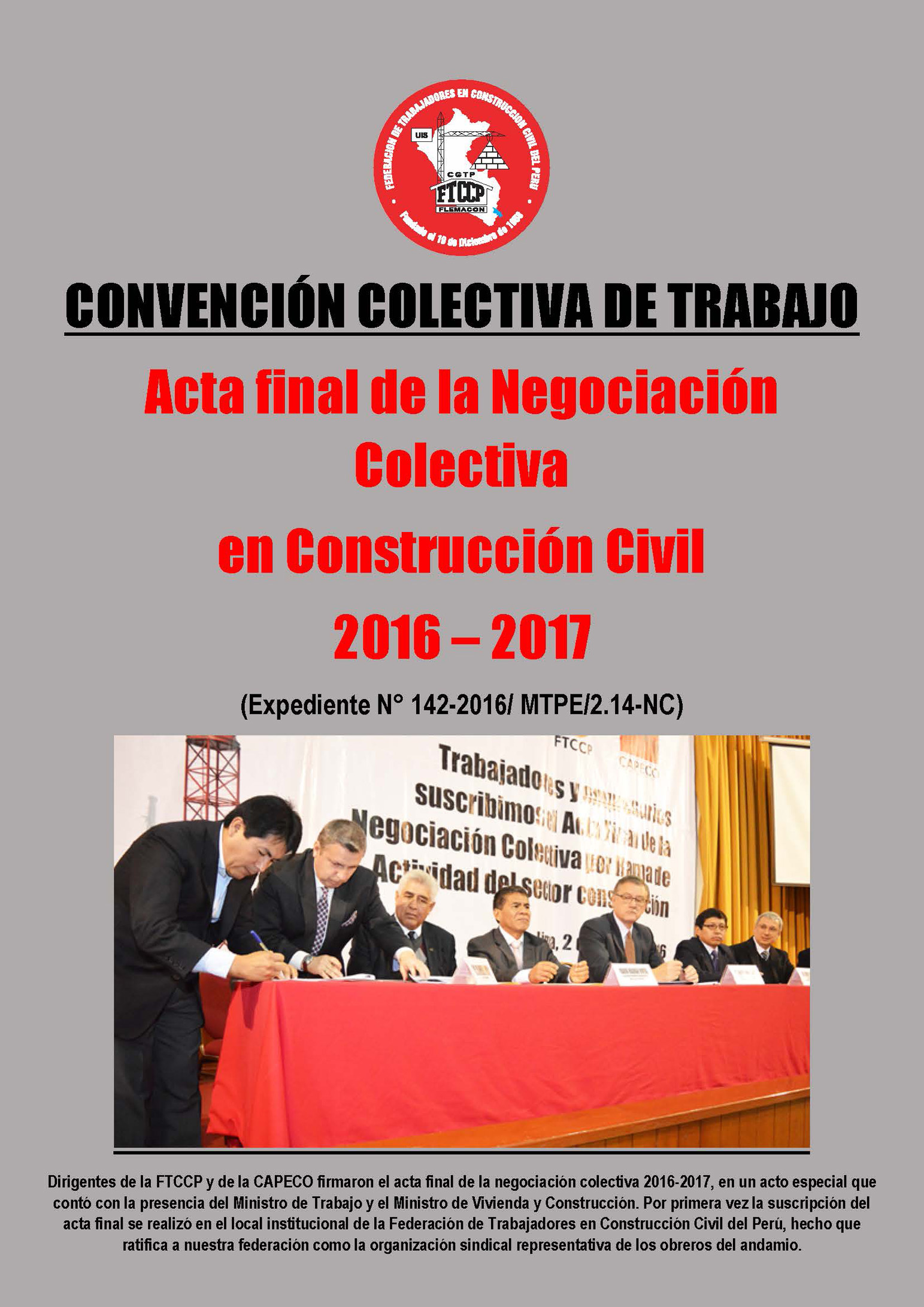 Capacitación Sindical
